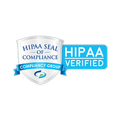 HIPPA Verfied and Compliance